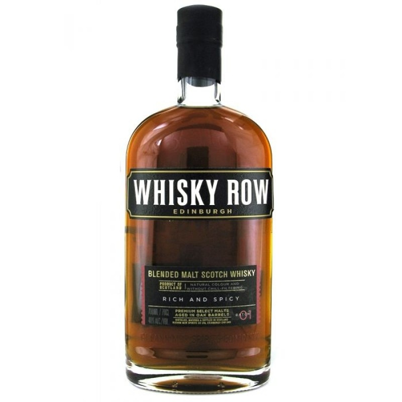 "Whisky Row ""Rich and Spicy"""
