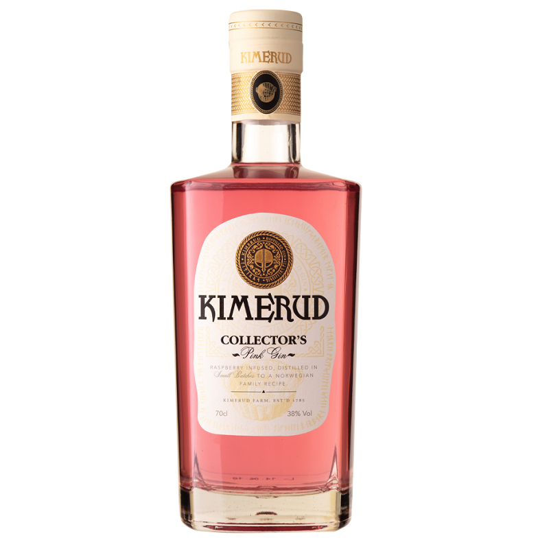 "Kimerud ""Collector´s"" Pink Gin"