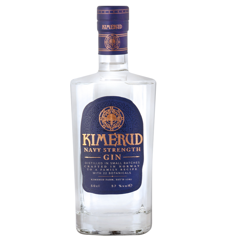 Kimerud Navy Strength Gin