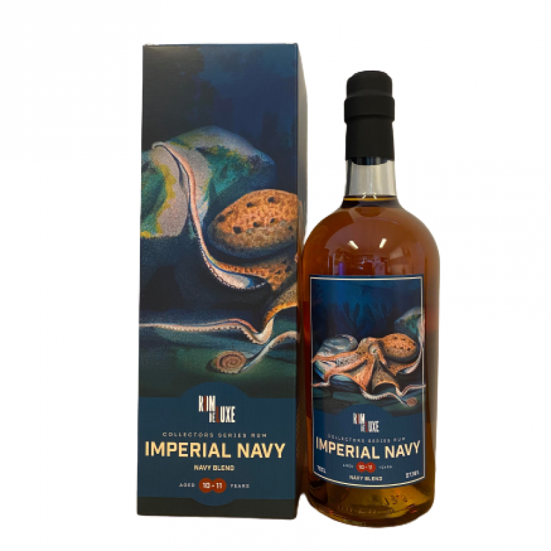 "Imperial Navy ""Collectors Series Rum"""