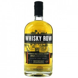 """Whisky Row """"Smooth and Sweet"""""""